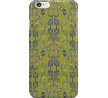 Ethnic motifs. Pattern 1. iPhone Case/Skin