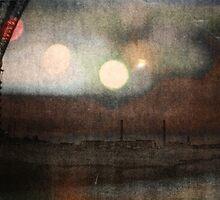 Bokeh Moon by Kim Evangelista