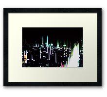 Night Moves Framed Print
