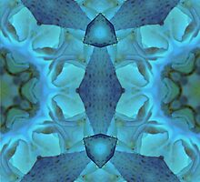 Snowflake Pattern by Mariaan Maritz Krog Photos & Digital Art