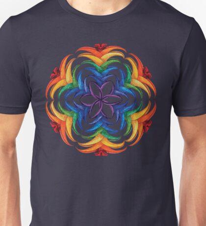 Flare Mandala Unisex T-Shirt
