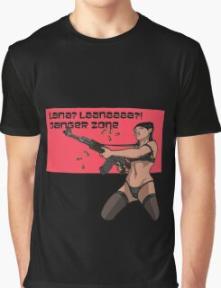 Archer - Danger Zone Graphic T-Shirt