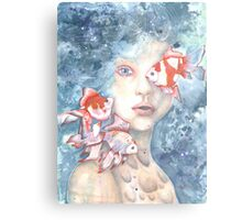 Under the Water and Dreaming Metal Print