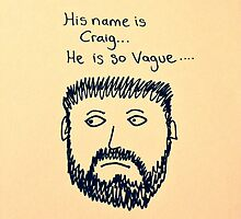 Craig - Vague by entwinedbylis