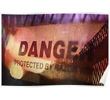 Danger II Poster