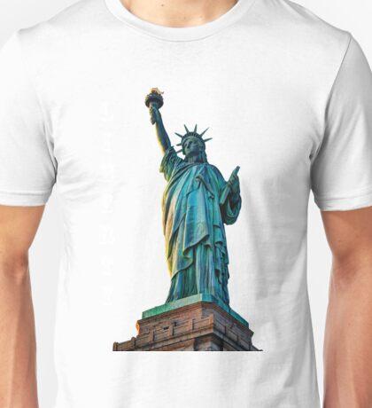 Liberty Dark Unisex T-Shirt