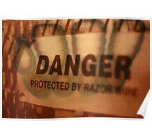 Danger III Poster