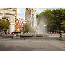 Washington Square Park Photographic Print