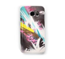 Crosscut abstract Samsung Galaxy Case/Skin