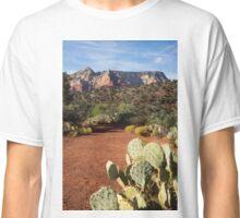 Arid landscape. Classic T-Shirt