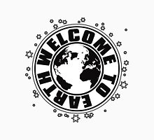 WELCOME_TO_EARTH Unisex T-Shirt