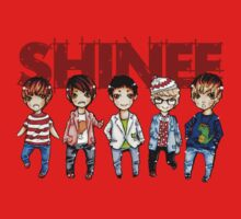 Shinee One Piece - Long Sleeve