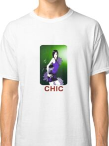 Chic Fashion Collectors tee-shirt and Stickers Classic T-Shirt