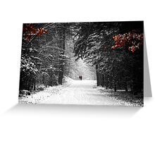 It's Beginning To Look A Lot Like Christmas.......... Greeting Card
