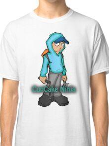 hooded Ninja Classic T-Shirt