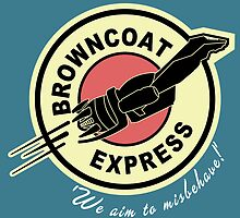 Browncoat Express by Mongosling