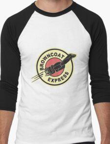 Browncoat Express Men's Baseball ¾ T-Shirt