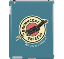 Browncoat Express iPad Case/Skin