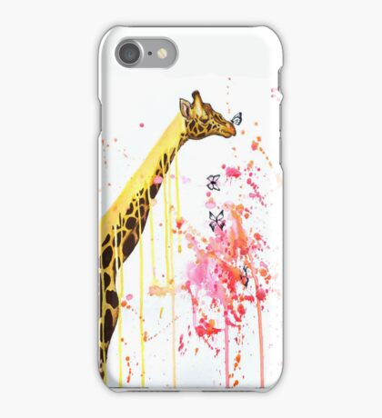 Sign of Spring iPhone Case/Skin