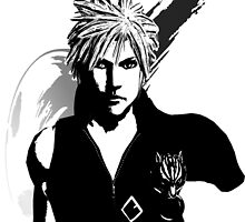 Cloud Strife by Cammy1810