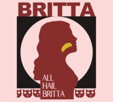 All Hail Britta! Kids Clothes