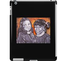 Natalie and Tootie iPad Case/Skin