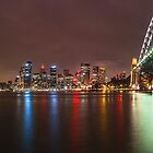 Sydney Harbour Bridge by Natashia Lee