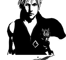 Cloud Strife 2 by Cammy1810