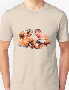GGG Gennady Golovkin Vs Canelo Saul Alvarez Boxing T-Shirt