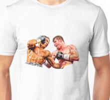GGG Gennady Golovkin Vs Canelo Saul Alvarez Boxing Unisex T-Shirt