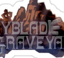Keyblade Graveyard Sticker