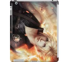 Final Fantasy VII Cloud Strife iPad Case/Skin