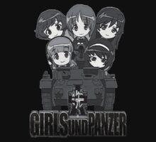 Girls Und Panzer Oorai by spellmaker1
