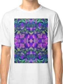 Virtual Psychedelic Space Classic T-Shirt