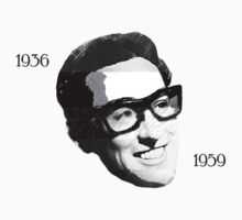 Buddy Holly by NostalgicColour