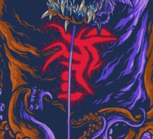 Demon and Child Sticker