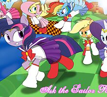 The Sailor Ponies! by SailorPonies