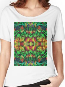Virtual Psychedelic Space Women's Relaxed Fit T-Shirt