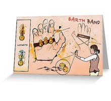 Earth Band Greeting Card