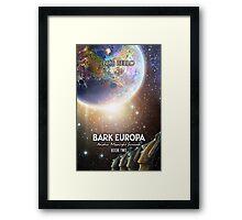 Bark Europa 2 Framed Print