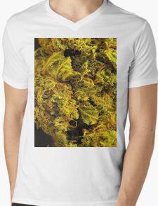 Weeeeeeeeed Mens V-Neck T-Shirt
