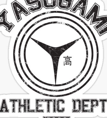Yasogami Athletics Sticker