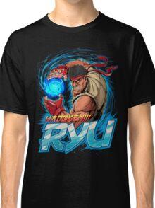 Ryu – Hadoken! Classic T-Shirt