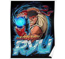 Ryu – Hadoken! Poster