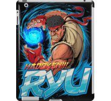 Ryu – Hadoken! iPad Case/Skin