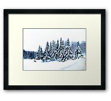 Piece on Earth ! Framed Print