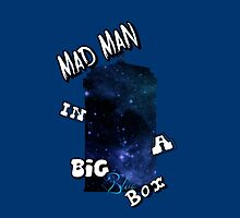 Mad Man In A Big Blue Box by megamonster1228