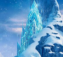 The Cold Never Bothed Me Anyway. by DisneyGeek