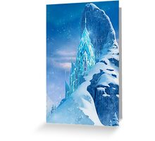 The Cold Never Bothed Me Anyway. Greeting Card