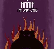 League of legends - Annie the Dark child Poster. by Nundei